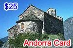 Andorra Phone Card