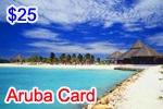 Aruba Phone Card