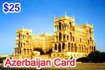 Azerbaijan Phone Card