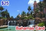 Bahamas Phone Card