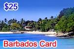 Barbados Phone Card