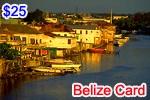 Belize Phone Card