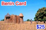 Benin Phone Card