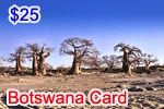 Botswana Phone Card