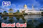 Brunei Phone Card