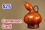 Cameroon Phone Card