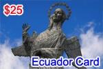 Ecuador Phone Card