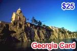 Georgia Phone Card