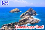 Guadeloupe Phone Card