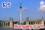 Hungary Phone Card