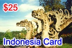 Indonesia Phone Card