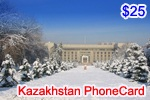 Kazakhstan Phone Card