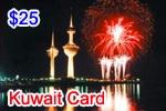 Kuwait Phone Card
