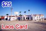 Laos Phone Card
