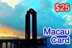 Macau Phone Card