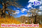 Mozambique Phone Card