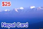 Nepal Phone Card