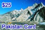 Pakistan Phone Card