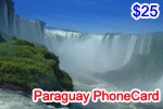 Paraguay Phone Card
