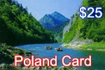 Poland Phone Card