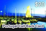 Portugal Call Back Card