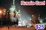 Russia Phone Card