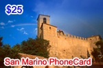 San Marino Phone Card