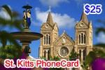 St. Kitts Phone Card