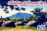 Swaziland Phone Card