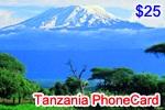 Tanzania Phone Card