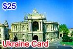 Ukraine Phone Card