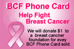 BCF Phone Card