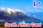 South Africa Phone Card
