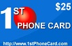 Click to see detailed information for  First Phone Card